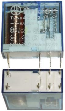 405290360000 36VDC8A250VAC przekaźnik 8a-250v 2xum rm=5mm FINDER