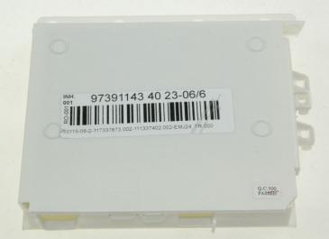 Moduł sterujący (w obudowie) skonfigurowany do zmywarki 973911434023066