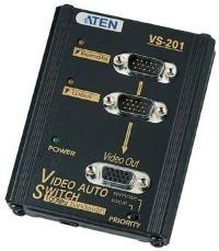 VS201 VGA VIDEO SWITCH 2-PORT ATEN