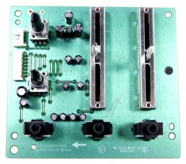996510052775 KEY MIC PCB ASSY PHILIPS