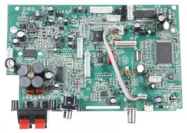996510062612 AMP MCU BOARD ASS Y PHILIPS