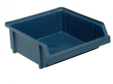 136631 280 pojemnik 50x125x133mm niebieski RAACO