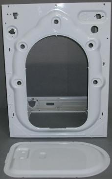 Obudowa | Blacha zewnętrzna tył + boki do pralki 2833810100