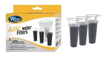 Filtr | Wkład filtracyjny Aquasense 3szt. dzbanka Activ` Water 480181700938