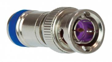 Wtyk F 8mm antenowy (kompresyjny)