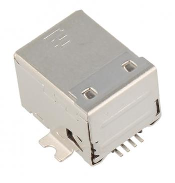 17343461 USB-EINBAUBUCHSE TYP B SMD TE CONNECTIVITY