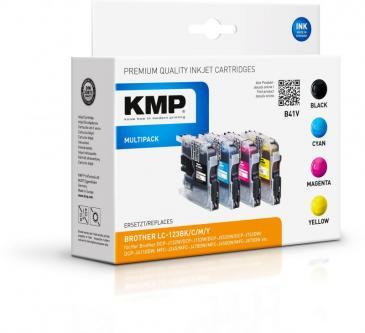 B41V 1525,0050 Tusz, multipack KMP