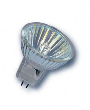 44888WFL GU4 12v-10w lampa halogenowa z reflektorem OSRAM