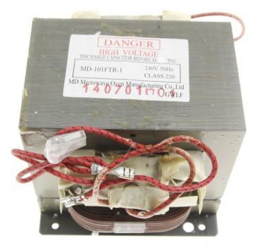 261200201580 HV TRANSFORMATOR SHARP
