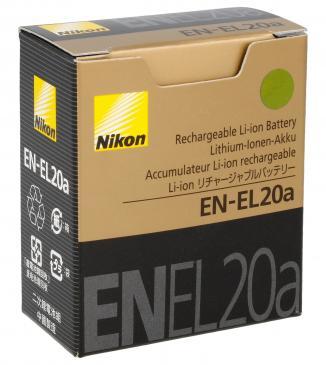 ENEL20A Bateria | Akumulator do kamery VFB11601