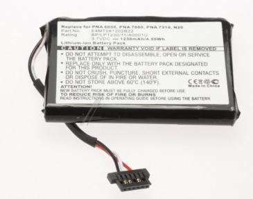 Bateria | Akumulator do nawigacji