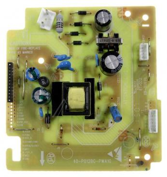 996580001095 ASSY-POWER BOARD PHILIPS