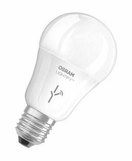 LFCLA60TWFR LIGHTIFY LED CLASSIC A 60 TW WARM WEISS / KALT WEISS, E27, 9,5W OSRAM
