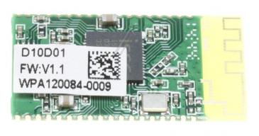 996580000963 BLUETOOTH MODULE ISSC BM84 PHILIPS