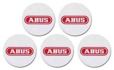 AZ5502 terxon proximity chip-sticker (5er pack) ABUS