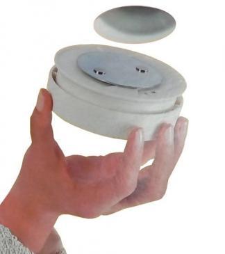 MAGNETOLINK magnetyczny zestaw montażowy do czujników dymu MAGNETOLINK