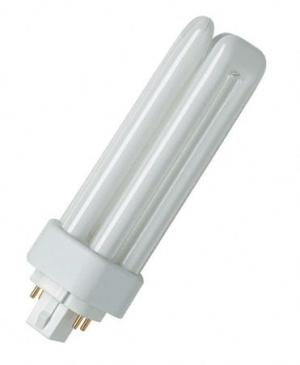 DULUXTE42W830CONSTANT KOMPAKTLEUCHTSTOFFLAMPE, GX24Q-4, 42 W, OSRAM