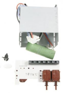 Sterownik | Płytka z przełącznikami panelu sterowania do okapu 172719
