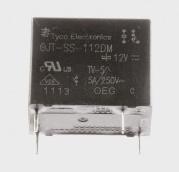 OJTSS112DM 114611163 RELAIS 12VDC -ROHS-KONFORM TE CONNECTIVITY