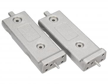BN96-31642A assy bracket p-neck,uh7000,55,al,silver SAMSUNG