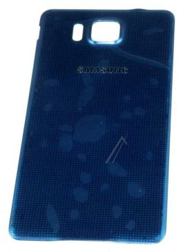 Klapka baterii do smartfona Galaxy Alpha GH98-33688C (niebieska)