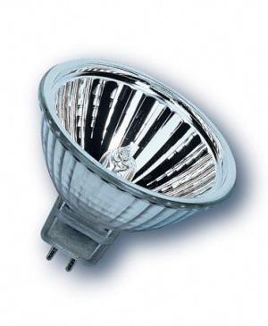 41871 WFL DECOSTAR 51 ALU niedervolt-halogenlampe mit reflektor, gu5.3, 50 w, 12 v OSRAM