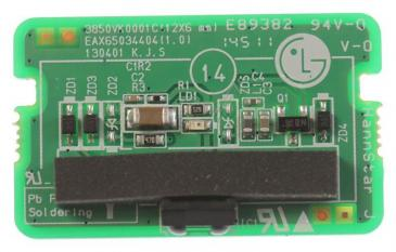 EBT62358801 Płyta główna LG