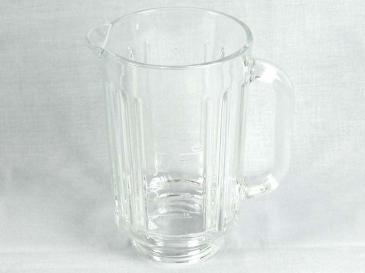 KW714752 MIXBECHER, GLAS DE LONGHI - KENWOOD