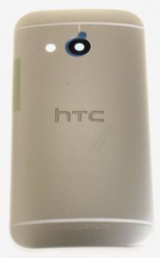 83H4001202 HTC ONE MINI 2 M5 AKKUDECKEL SILBER MIT NFC HTC