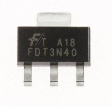 FDT3N40 Trafopowielacz | Transformator