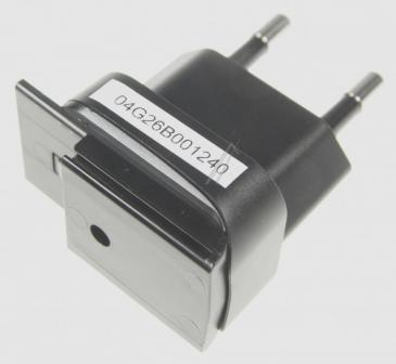 04G26B001240 POWER ADAPTER PLUG (BLACK) KOR ASUS