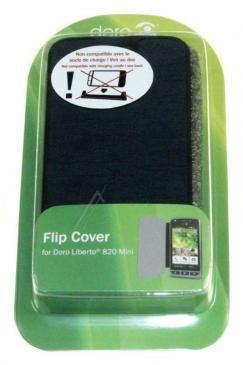 380140 DORO FLIP COVER (STAHL) DORO