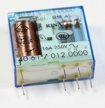 406170120000 12VDC16A250VAC RELAIS, 1 WECHSLER FINDER
