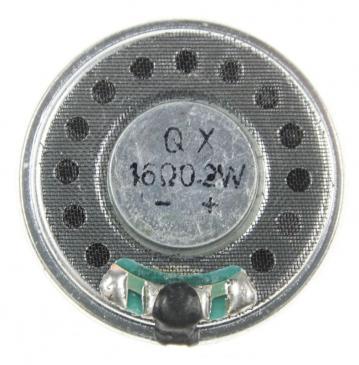 996580004157 SPEAKER 16 OHM 0.2W QINXIN PHILIPS