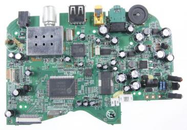 996580007074 MAIN PCBA AAS`Y V1.2 GIBSON/PHILIPS