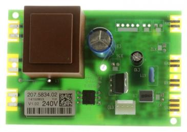 2075834024 ELEKTRONIK,FUZZY 230V/5C MEDF DOMETIC