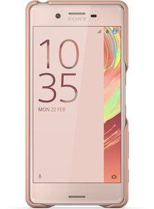 13015885 SONY SMART STYLE COVER SBC22 FÜR XPERIA X(ROSEGOLD) SONY