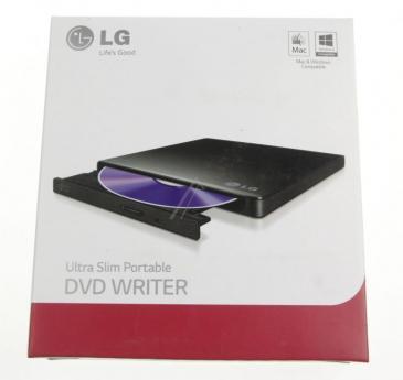 GP57EB40AUAE DVD BRENNER, USB, SLIM, BK LG