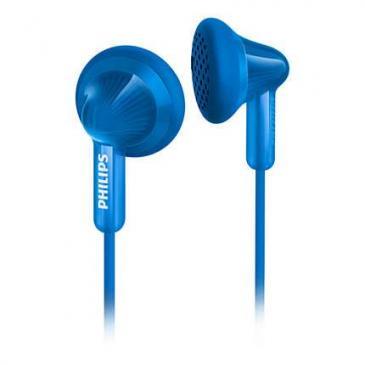 SHE3010BL00 słuchawki douszne niebieskie PHILIPS