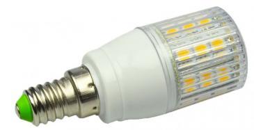 E14WEISS 85265V3W LED-RÖHRENFORM 24SMD 31X83MM