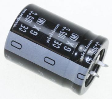 220UF400V ELKO RADIAL 105° 25X35MM SNAP-IN LONG-LIFE NICHICON