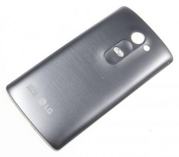 ACQ88055101 LG LEON H340N AKKUDECKEL BLACK TITANIUM LG