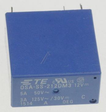 Przekaźnik 12VDC3A125VAC