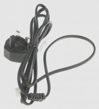 30079912 PWR CORD SAFE UK 1500-370 2X0.5 W/GR+H3P VESTEL