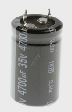 4700UF35V ELKO RADIAL 105° 22X35MM SNAP-IN JAMICON