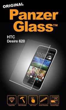 1077 DISPLAYSCHUTZGLAS FÜR HTC DESIRE 620 PANZERGLASS