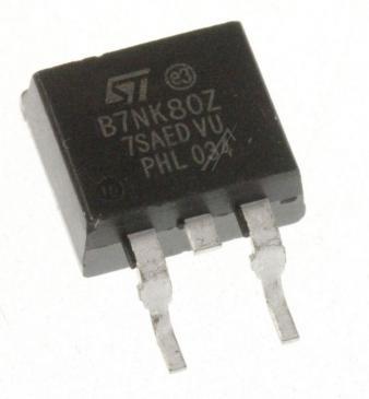 B7NK80Z Tranzystor