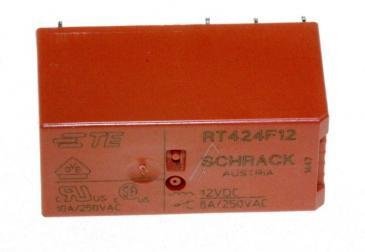 RT424F12B 12VDC8A250VAC RELAIS, 2 WECHSLER, BISTABIL TE CONNECTIVITY