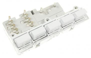 42105838 F2 BUTTON-LIGHT GUIDE GROUP-K60-70-WHI VESTEL