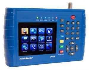 P9021 9021 Miernik DVB-S/S2 PEAKTECH